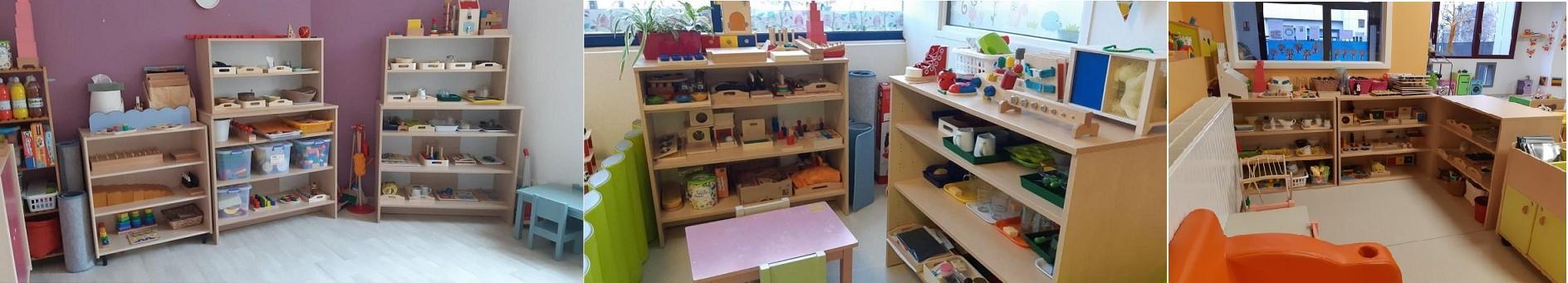 Montessori jeux 3 photos
